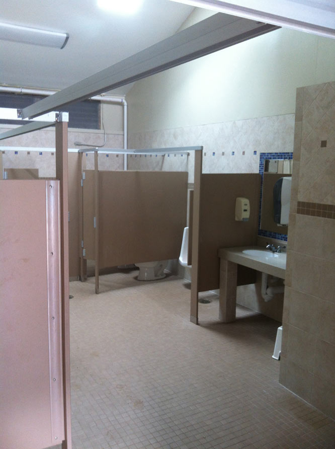 Portfolio of commercial tile work - Bathroom remodeling woodbridge va ...